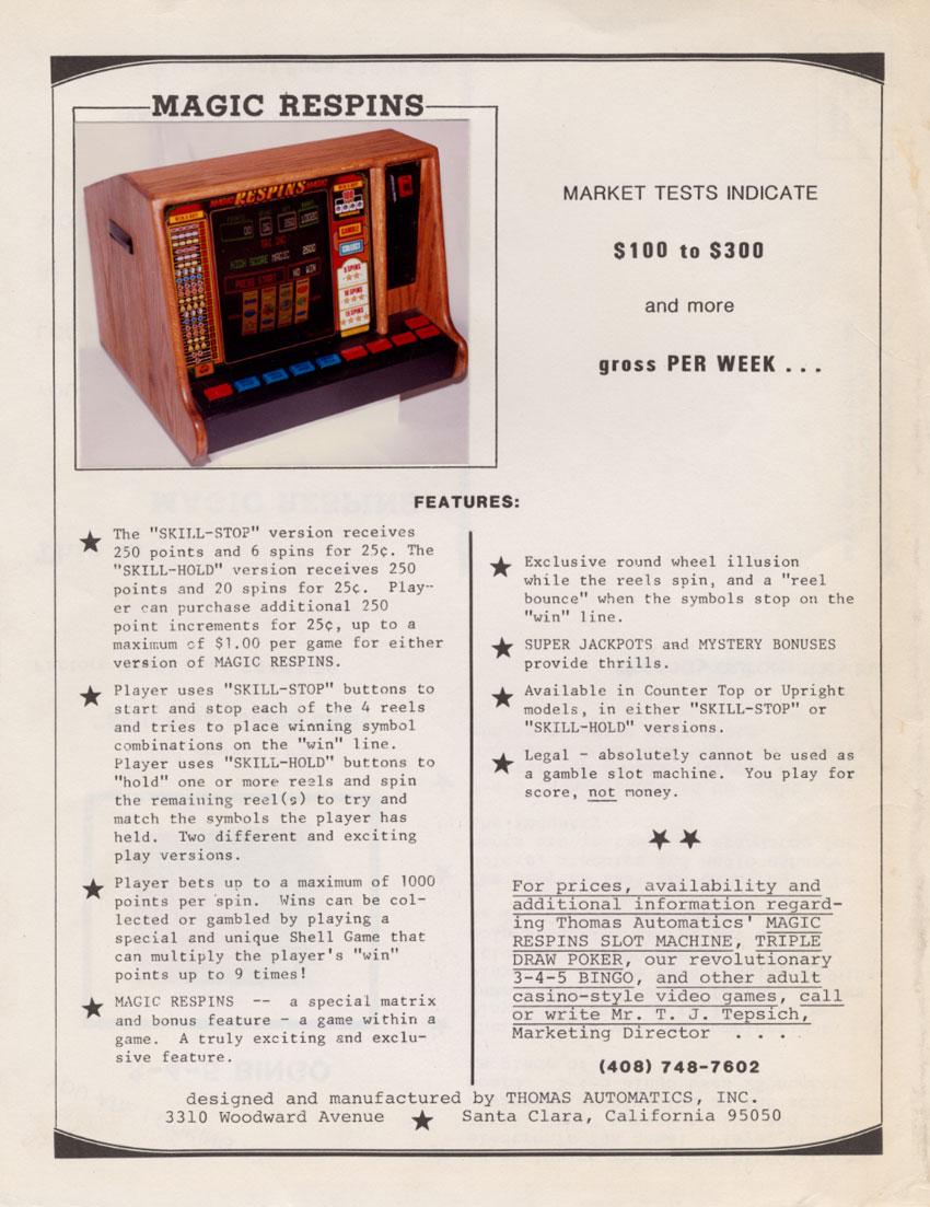 Slot machines for sale bullhead city az
